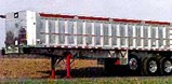 Aluminum Body Dump Trailer