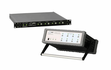 6.2, 12.5, Or 20 GHz Signal Generator With 8 Independent Outputs: Model 855 Series