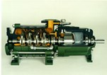 HZM Pump - Single or Multistage Sealless Horizontal Centrifugal Pump