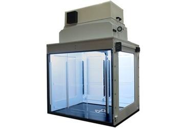 Pharmaceutical Tablet Press Enclosure