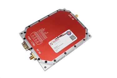 NuPower Xtender™ C-Band Bidirectional Amplifier: NW-BA-C-10-RX01