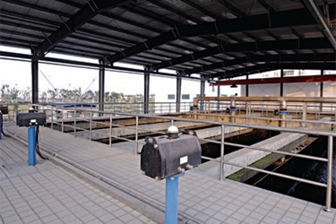 Denitrification/Filtration Technology Helps Wastewater Treatment Plant Meet China's Stringent Class 1A Standards
