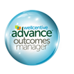 Wellcentive Adance Outcomes Manager Logo
