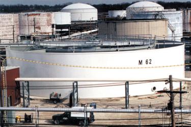 Refinery Treats Groundwater Contamination While Saving Precious Facility Space
