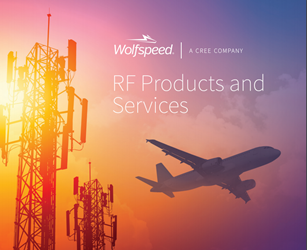 Wolfspeed RF Products And Services Brochure