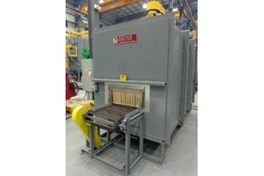 Conveyor Oven_Powder Coating