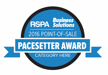 2016 POS Pacesetter Award Winners At RetailNOW