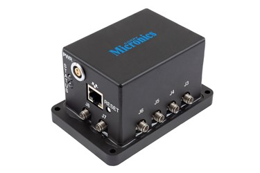 Ethernet Controlled Remote Broadband Switch: DCR-8E