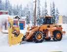 Loader Mounted Snowblower