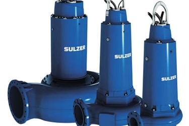 Submersible Sewage Pump Type ABS XFP PE4 to PE6