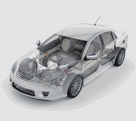 Automotive Solutions: RADOX® Cables And Systems