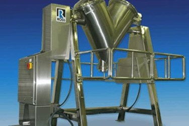 Vertical Blenders For Manufacturing