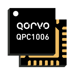 0.15 – 2.8 GHz High Power GaN SP3T Switch: QPC1006
