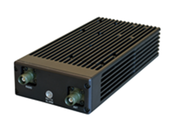 Automatic Band-Switching RF Booster Amplifier For Tactical Radio: AR-20H