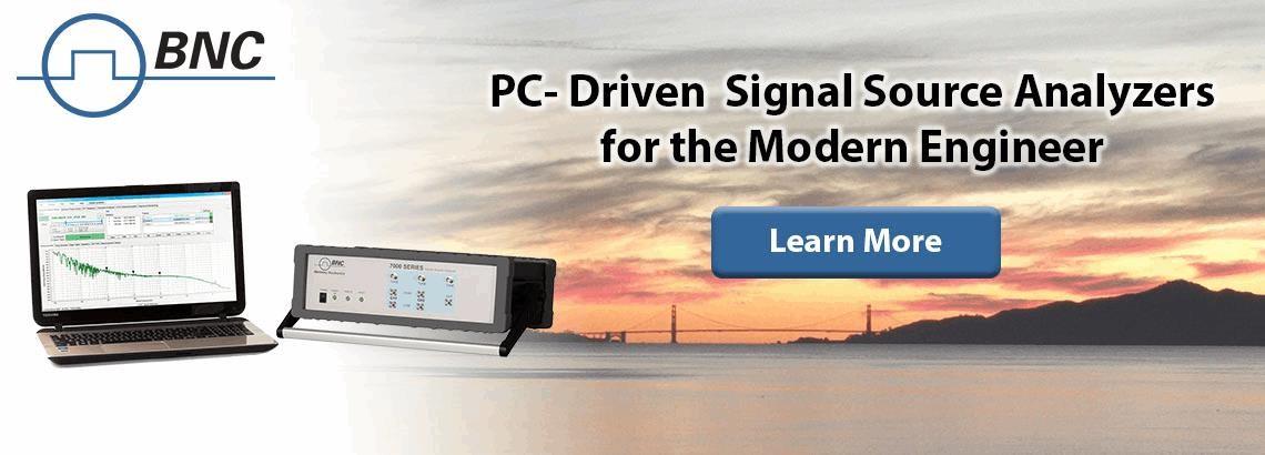 Signal Source Analyzers