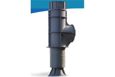 Flygt A-C Series Column Pumps