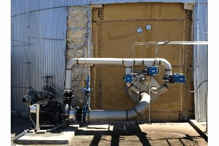 Biogas Boost As Landia Digester Mixing System Brings The