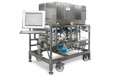 Automated In-Line Buffer Preparation From Readymade Stock Solutions In A mAb Process Step