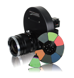 Wheel Multispectral Cameras: SpectroCam Series