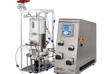 Single-Use, Flexible Stirred-Tank Bioreactor System: Xcellerex XDR-10