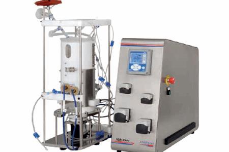 Single Use Flexible Stirred Tank Bioreactor System