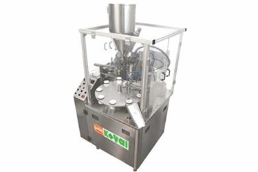 Tube Filling Equipment – 45 Tubes Per Minute (PK 30 PL / Combo)