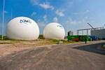 DuoSphere Biogas Storage