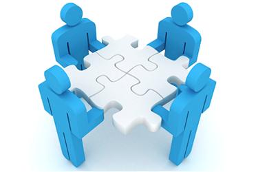 Puzzle-Cooperation