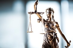justice legal scales