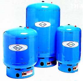 Diaphragm Well Tank