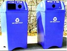 Litter Receptacles/Recycling Containers