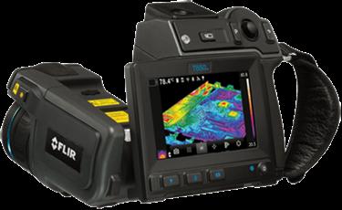 Thermal Research Camera: T600sc Series