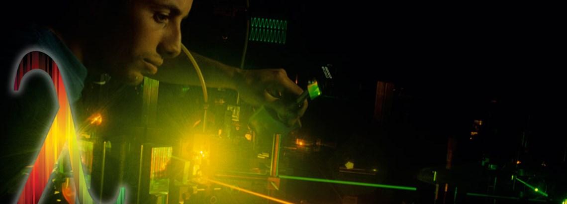 771 Series High-Resolution Laser Spectrum Analyzer