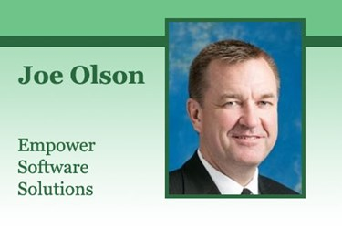 Joe Olson, Executive Vice President and General Manager of Enterprise Workforce Management, Empower Software Solutions