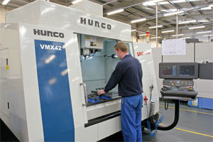 Toolmaker Moves Further Into 5-Axis Subcontract Machining