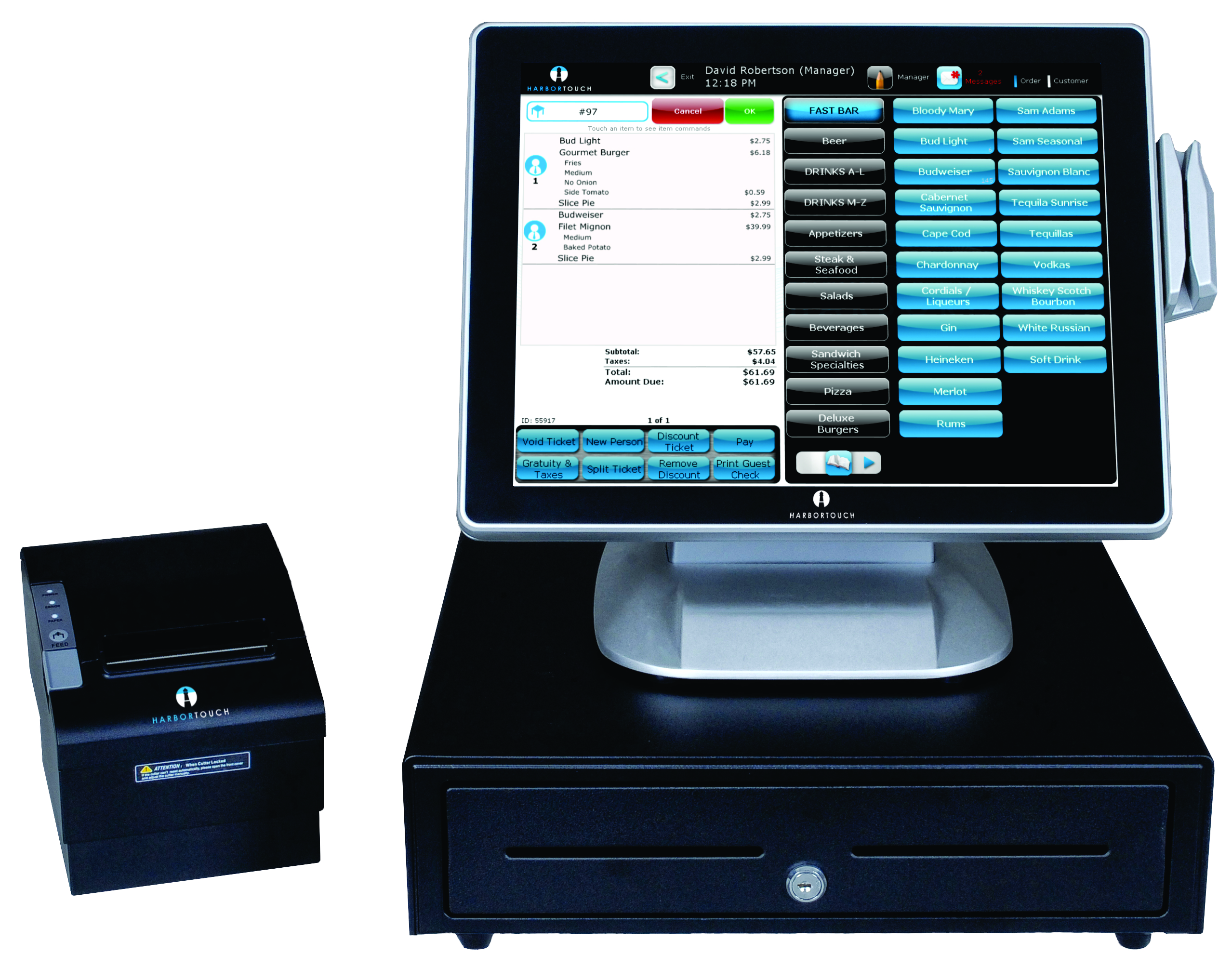 Harbortouch Pos Elite All In One Pos Terminal Product Review