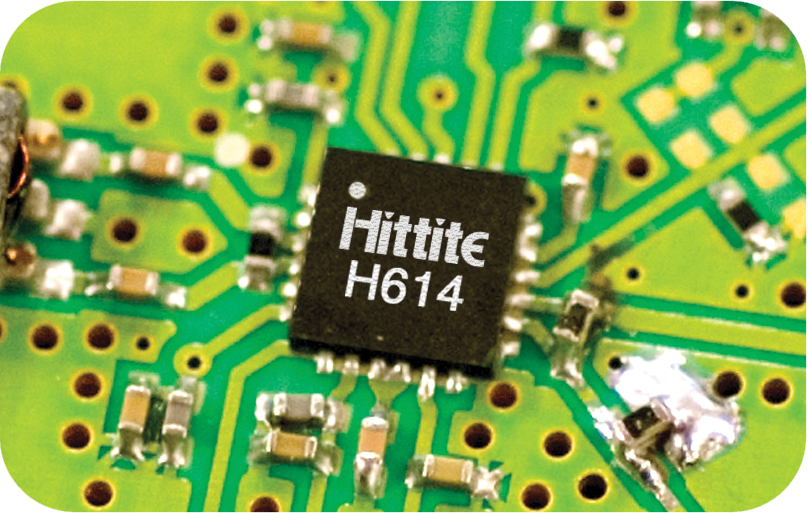 Hittite Announces RMS And Peak-To-Average Power Detector For
