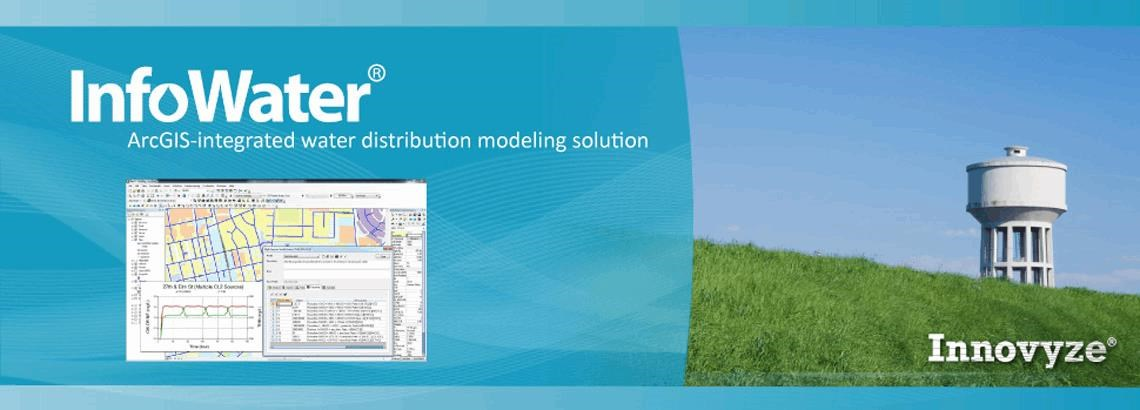 <B>InfoWater</b>: Comprehensive ArcGIS-Integrated Water Distribution Modeling And Management Solution