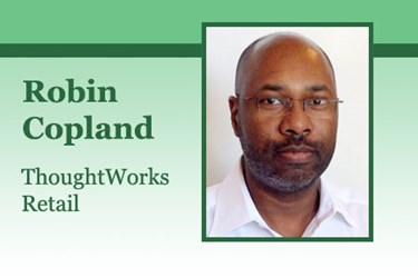 Robin Copland, Vice President of Retail, Americas, ThoughtWorks Retail
