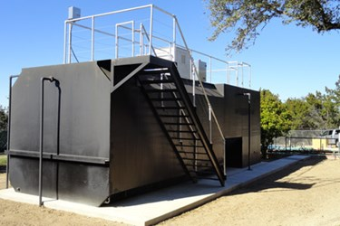 Packaged Wastewater Treatment Plant