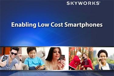 EnablingLowCostSmartphones