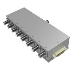 75 Ohm Solid State RF Switch: 75S-371