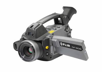 Infrared Camera For SF6 Detection And Electrical Inspections: FLIR GF306