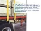 Loadbinder Webbing