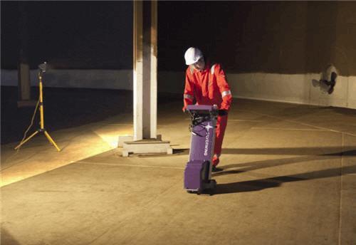 Tank Floor Inspection Technologies Added To Rental Fleet