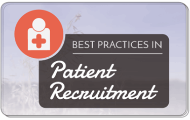 Market Research Report: Best Practices In Patient Recruitment