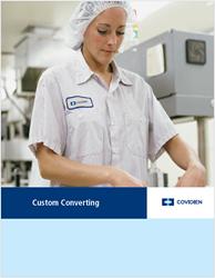 Custom Converting Brochure