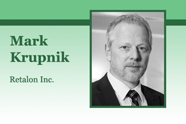 Mark Krupnik, PhD, President & CEO, Retalon Inc.