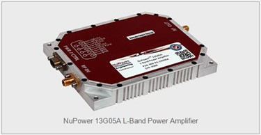 L-Band Solid State Power Amplifier: NuPower™13G05A