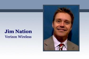 HITO Jim Nation, Verizon